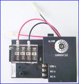 保护器接线图230/400v